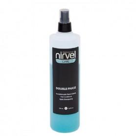 Nirvel spray bifase acondicionador sin aclarado