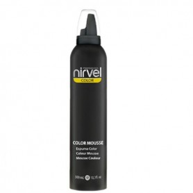 Nirvel espuma color diferentes tonos 300 ml