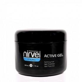 Nirvel styling gel fijador active 500 ml