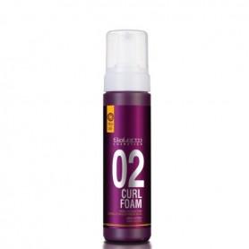 Salerm pro line 02 styling curl foam