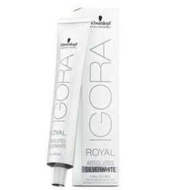 Igora royal absolute silverwhite coloración 60 ml