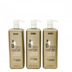 Nunaat kit pro keratin reductor volumen 1000 ml