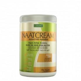Naatcream mascarilla aceite de oliva y cacao 1 kilo