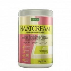 Naatcream mascarilla aceite aguacate y complejo frutas 1 kilo