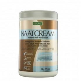 Naatcream mascarilla leche de cabra y nuez de brasil 1 kilo