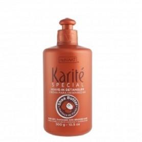 Nunaat leave in crema sin aclarado de karité 300 ml