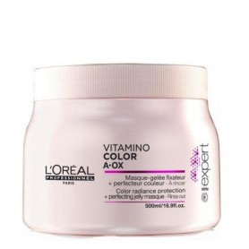 L'oreal serie expert vitamino color aox mascarilla 500 ml