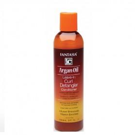 IC Fantasia curl detangler acondiconador aceite de argán 8 oz