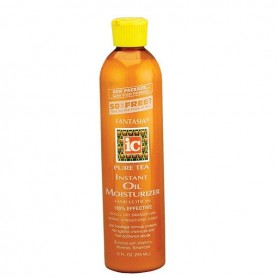 Fantasia IC pure tea instant oil moisturizer 12 oz