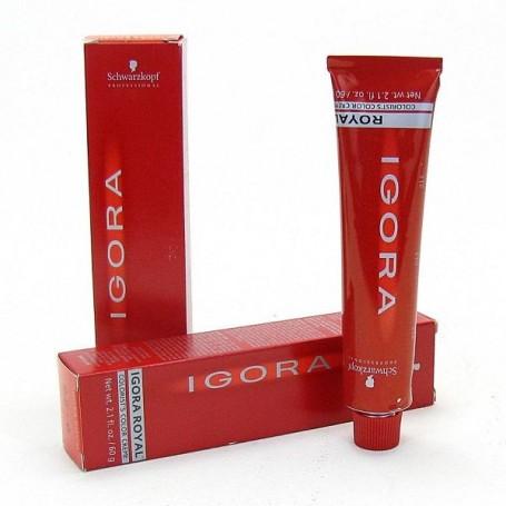 Liquidación tinte Igora royal