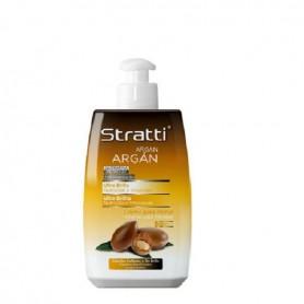Stratti crema peinado aceite de argan ultra brillo 300 ml
