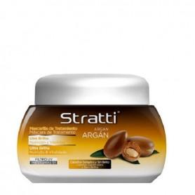 Stratti mascarilla aceite de argan ultra brillo y nutrición