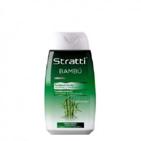 Stratti acondicionador bambu vitalidad y resistencia 300 ml