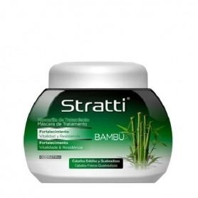 Stratti mascarilla bambu y queratina vitalidad y resistencia