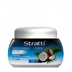 Stratti mascarilla coco y queratina hidratante