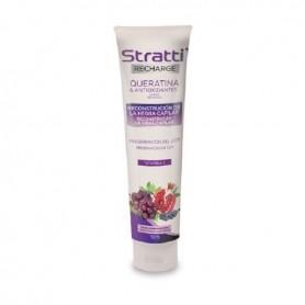 Stratti recharge reconstruccion antioxidante con frutos rojos 150 ml