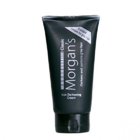 Morgan´s darkening crema oscurecer cabello 150 ml