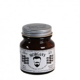 Morgan´s moustache styling wax cera bigote 50gr
