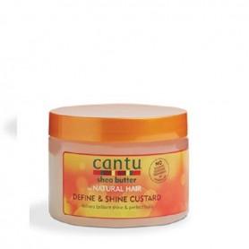 Cantu define & shine custard 340ml