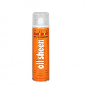 Cantu oil sheen spray de brillo 283ml