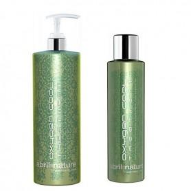 Abril et nature bain shampoo oxygen cool treatment
