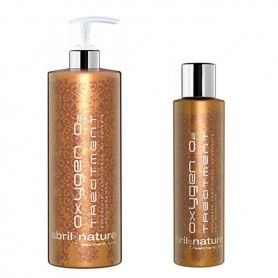 Abril et nature bain shampoo oxygen O2 treatment