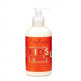 Shea moisture kids acondicionador zanahoria y mango 13oz