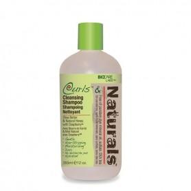 Biocare curls & naturals cleansing champú 12oz