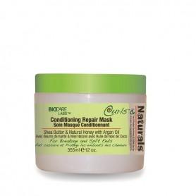 Biocare curls & naturals mascarilla reparadora 12oz