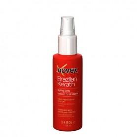 Novex embelleze queratina líquida spray sin aclarado 100ml