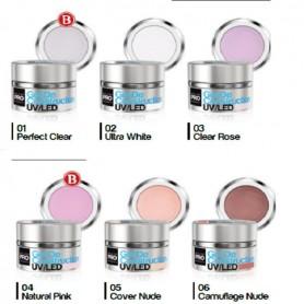 Mollon pro gel construction UV / LED