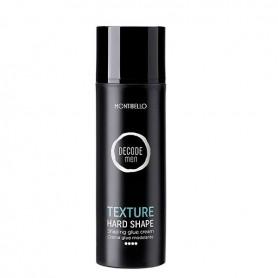 Montibello Decode Texture men hard shape crema glue modelante 150 ml