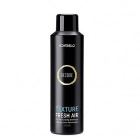 Montibello Decode Texture fresh air champú seco texturizador 200 ml