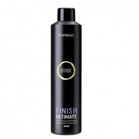 Montibello Decode finish ultimate spray extra fuerte 400 ml