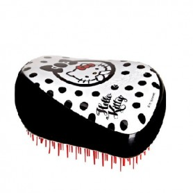 Tangle Teezer cepillo hello kitty blanco y negro