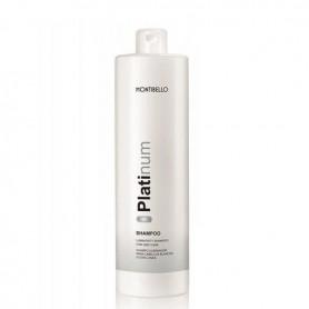 Montibel.lo champú platinum canas y cabello blanco 1000 ml
