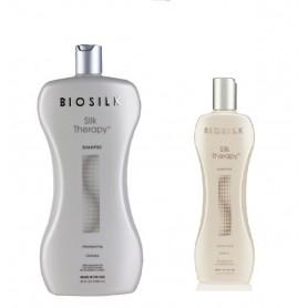 BioSilk silk therapy champu