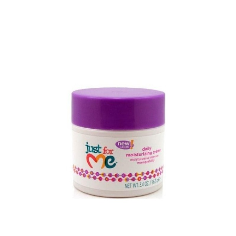 Soft & Beautiful just for me daily moisturizing creme 96.5 gr