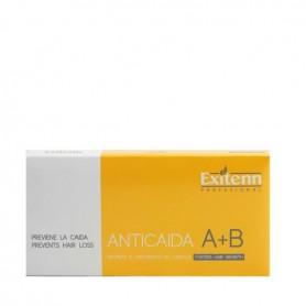 Exitenn anti caida capilar A+B 10 ampollas x 10ml