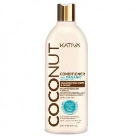 Kativa acondicionador aceite de coco organico 500ml