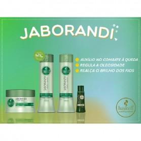 Haskell Jaborandi Pack para cabello graso y debil