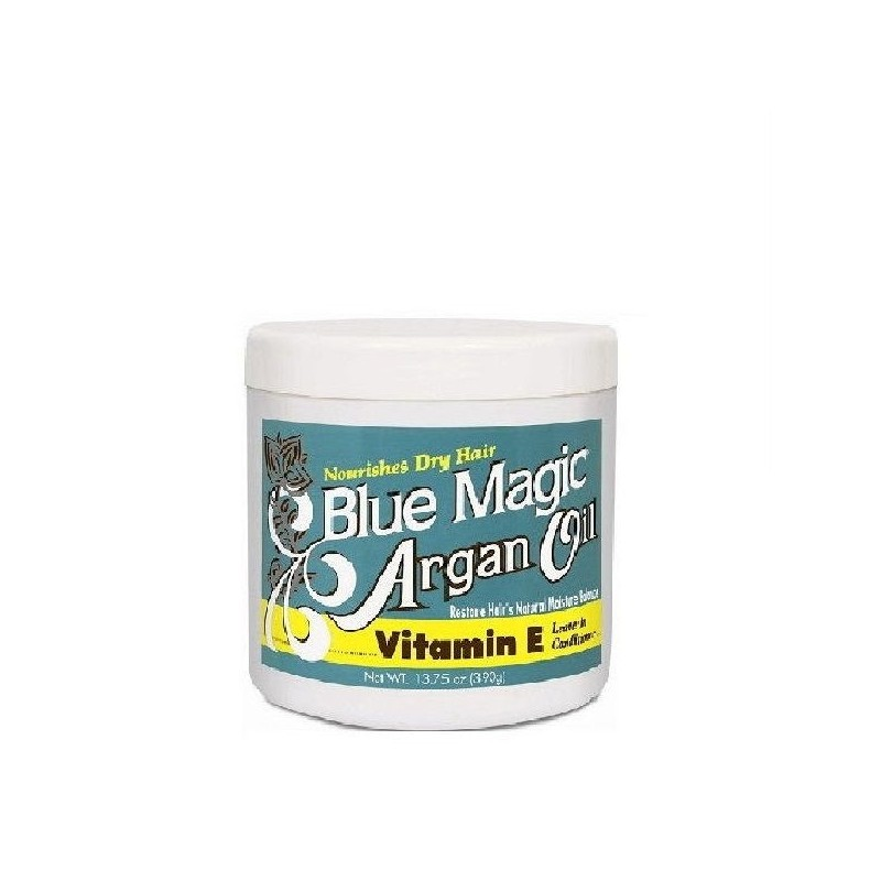 Blue magic argan oil vitamIne E de 390 gr