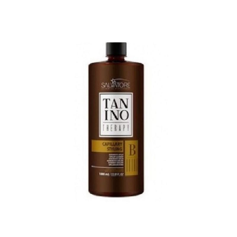 Salvatore Capillary tanino styling alineamiento capilar 1000 ml