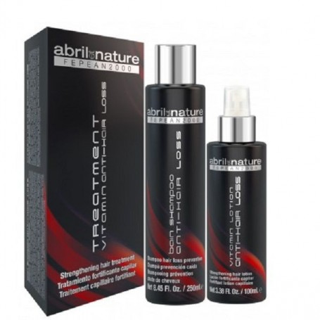 Abril et nature vitamin pack tratamiento anti caida