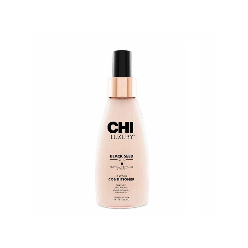 CHl Luxury black seed oil acondicionador sin aclarado 118ml