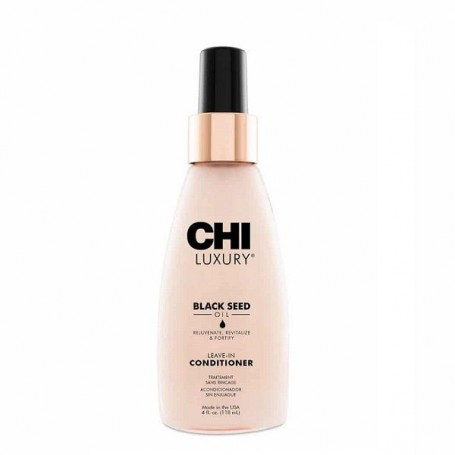 CHl Luxury black seed oil acondiconador sin acalrado