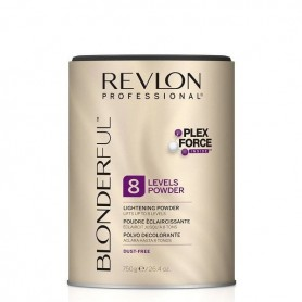 Revlon decoloración bonderful 8 lightening powder 750 gr