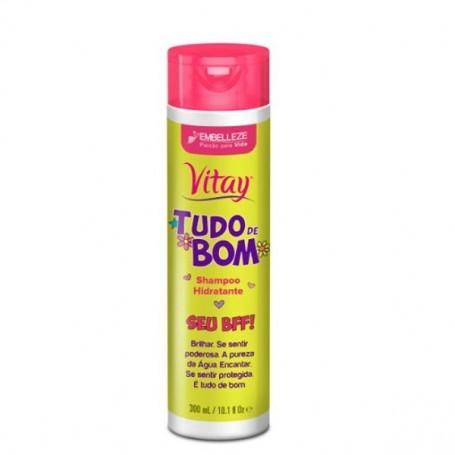 Embelleze champu hidratante seu bff 300ml