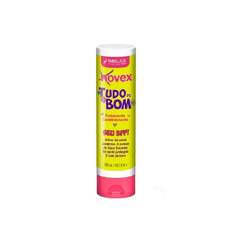 Embelleze acondicionador hidratante seu bff 300ml