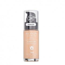 Revlon Colorstay makeup dry maquillaje 180 Sand Beige